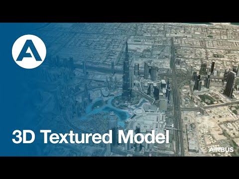 3D Textured Model
