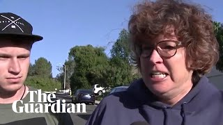 Mother of California shooting victim: 'I don't want prayers … I want gun control'