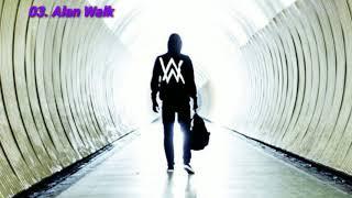 Kumpulan Lagu Alan Walker TERBARU!! || Top 5 Musik Alan Walker TERBAIK 2018-2019!!!