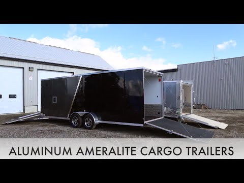 The Ultimate Snowmobile Trailer!