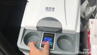 Giá bán tủ lạnh 20l mini gọn nhẹ, chất lượng, cho xe hơi ôtô giá rẻ nhất tại tphcm 2018