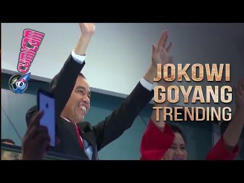 Jokowi Goyang Saat Via Vallen Berdendang Jadi Trending - Cumicam 20 Agustus 2018