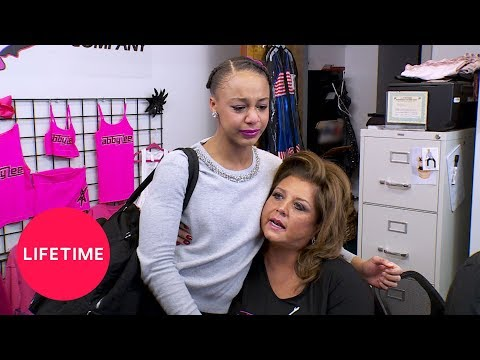 Dance Moms: Nia Is Worried about Her Grandfather (Season 5 Flashback) | Lifetime