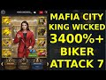 King Wicked 3400%+ Gameplay - Part 7
