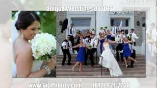 Unique Best Weddings of 2012 Summary Gia Photos Wedding Photographer Chicago