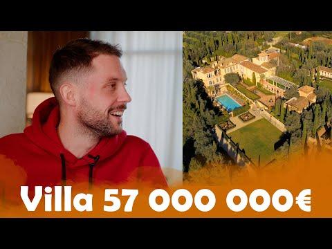 Appart à 80 000€ VS VILLA à 57 000 000€ ! ( Le Rêve d'une vie ! ) - Morgan VS