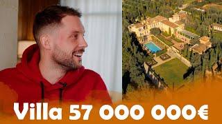Appart à 80 000€ VS VILLA à 57 000 000€ ! ( Le Rêve d'une vie ! )