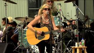 Pegi Young And The Survivors Flatline Mama Live At Farm Aid 2012