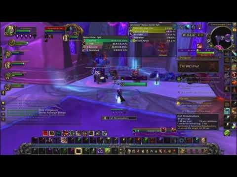World of Warcraft Warlock Journal 21 May 2018 Part 2