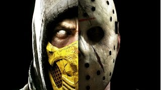 Mortal kombat X Scorpion Vs Jason