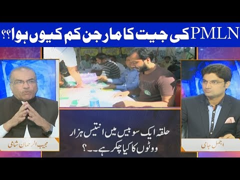 Nuqta E Nazar With Ajmal Jami - 18 September 2017 - Dunya News
