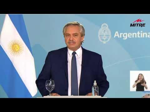 Seguí en vivo el anuncio de Alberto Fernández