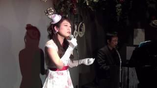 シャンパーニュ ライブより(2015.4.26) ピアノ 陶山高志.