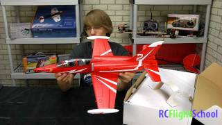 Venom L-39 RC Microjet Sky Angel Unboxing & First Review