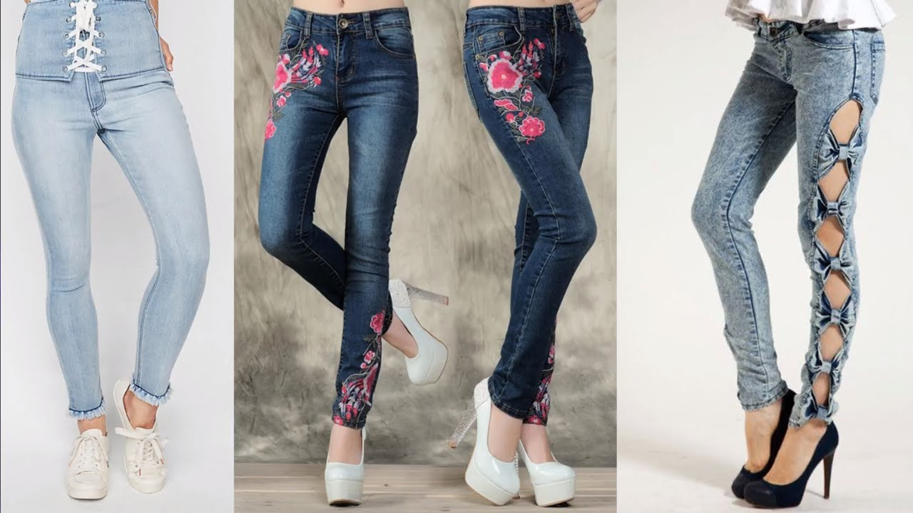 3ea0ae01ba3e5 Stylish Jeans For Girls In India