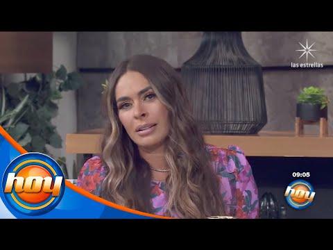 ¡Galilea Montijo está de regreso! Y explica los motivos de su ausencia en el programa | Hoy