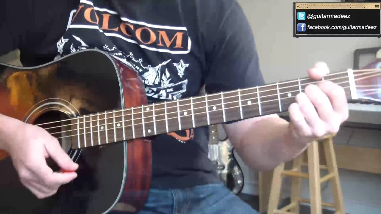 Paul Simon Me And Julio Down By The Schoolyard Guitar Tutorial