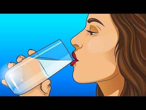 Quanta Acqua Bisogna Bere Ogni Giorno?
