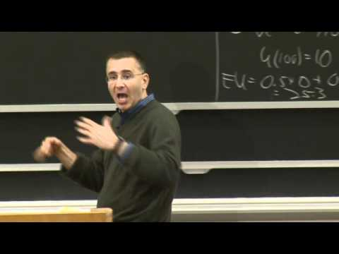 Lec 20 | MIT 14.01SC Principles of Microeconomics