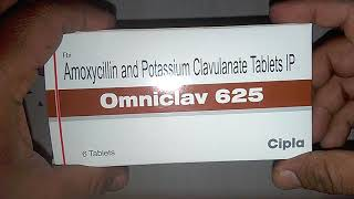 Omniclav 625 Tablets review in Hindi