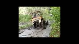Смотреть онлайн бесплатно смешные приколы про трактора 2017