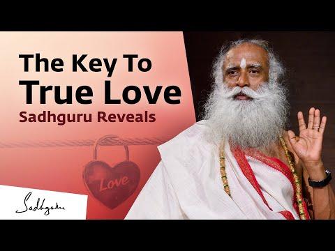 The Key To True Love. Sadhguru Reveals | Valentine's Day Special