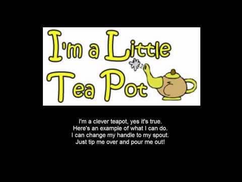 I'm a little teapot (Vocal) - HighKin