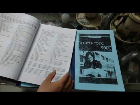 Giới thiệu về bộ sách tự luyện toeic 900C Cô Mai Phương Videohoctap