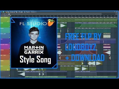 Free Progressive House / EDM FLP (2017) (FL STUDIO 12) + Download (Martin Garrix Style)