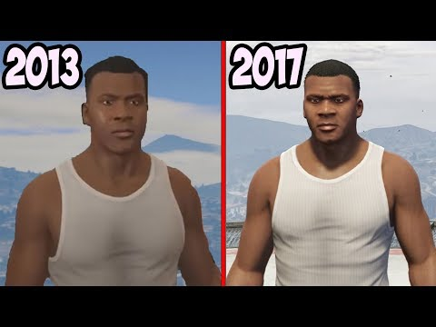 what happens when you get on GTA 5 on ps3 in 2017?