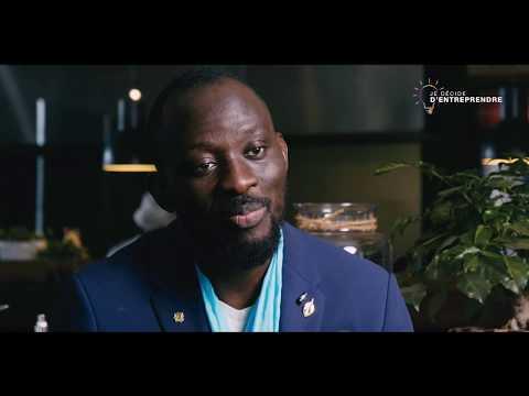 Portrait de Christian Youmbi fondateur du restaurant Arôme à Kinshasa