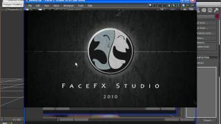 FaceFX 2010 - 3ds Max Ogre Export