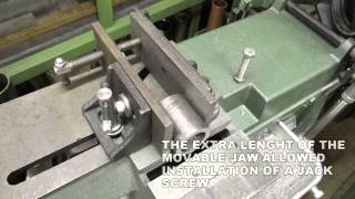 Harbor Freight 4x6  Bandsaw Modifications