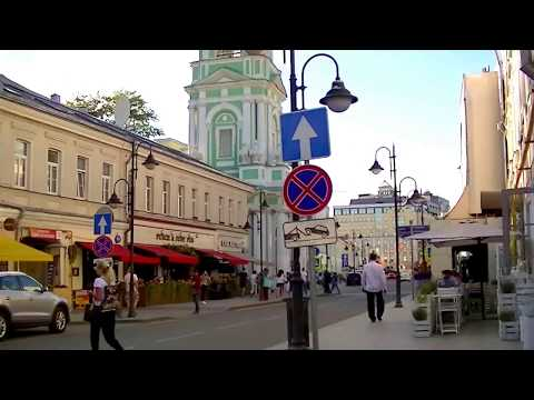Пятницкая улица, Замоскворечье