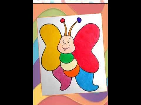 Coloridos Incentivo Infantil Para Colorir Youtube