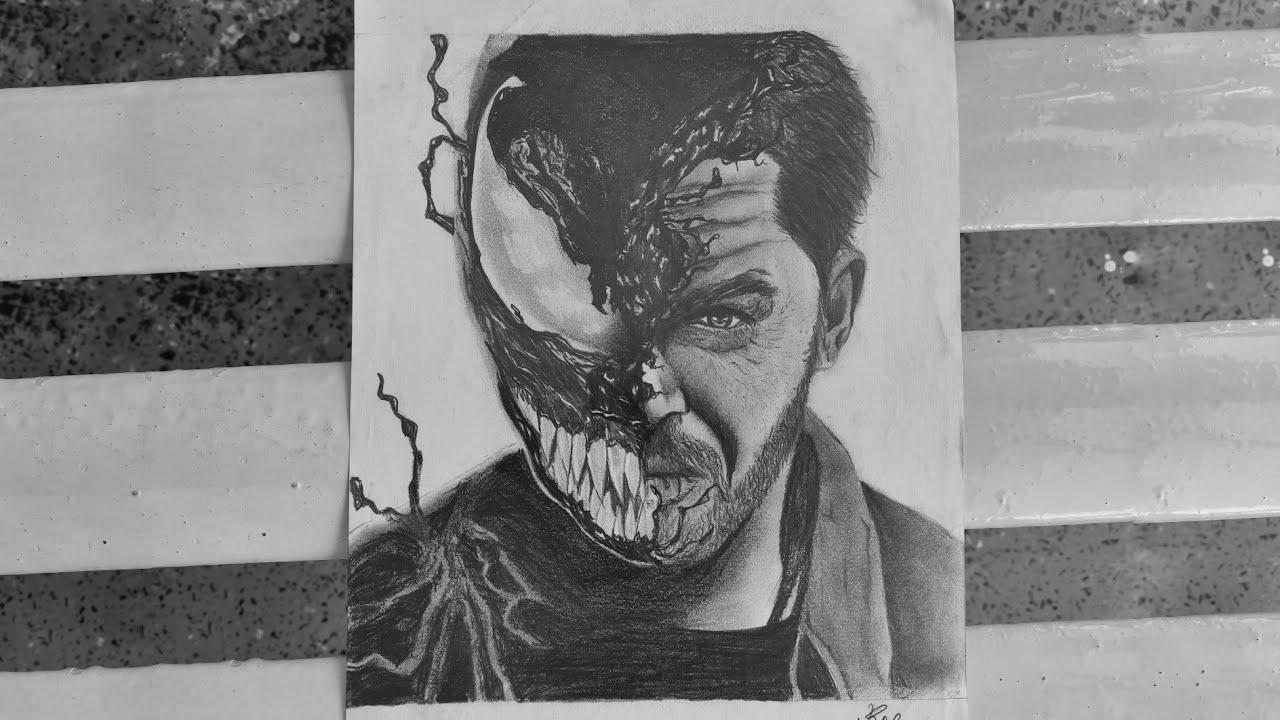 Drawing venom (Tom Har...