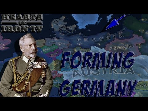 HOI4: Frederick's Nightmare - Germany, Rise from the Ashes!
