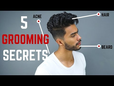 5 Grooming Secrets You Didn't Know About (and Should Be Doing)