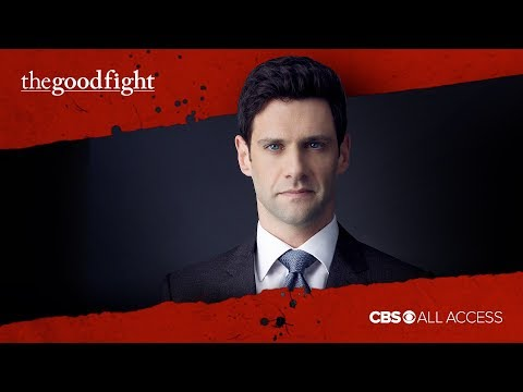 The Good Fight  Justin Bartha Unpacks Colin's Big Relationship Problem On The Good Fight Season 1