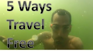 Travel tips: 5 Ways to Travel the World for Free and other travel tips