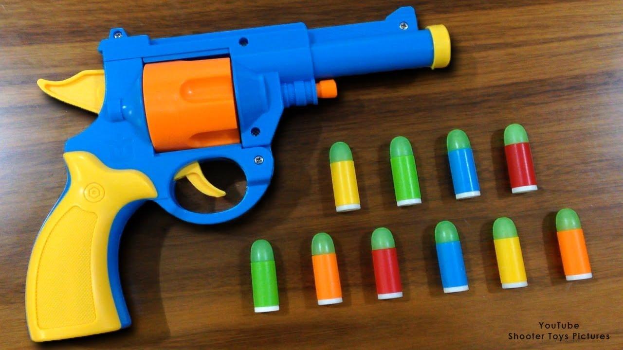 Realistic Toy Gun Sized 1 1 Scale 45 Acp Bulldog Revolver