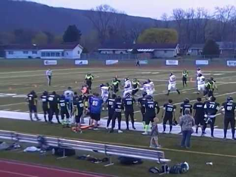 Week 4.5 - Columbia County Phantoms vs Moshannon Valley Vikings - 04/15/17