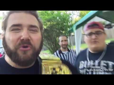 Gts Tommy Salomi vs Grim promo