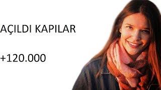 Tuğçe Kandemir  Açıldı Kapılar  UZUN VERSİYON VİDEO 2018