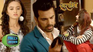 OMG! Sahil Reveals Kisan's FAKE IDENTITY?! | Swaragini | Colors