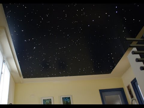 Fiber Optic Star Ceiling Led Panels Sterrenhemel Plafond Verlichting Mycosmos Sternenhimmel Decke