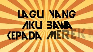 rentak laguku bunkface feat amy search official lyrics video