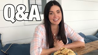 5 Questions with Katie Lee | What Would Katie Eat?