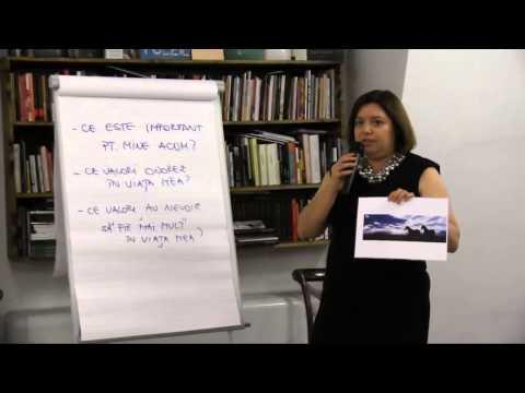 Noble Manhattan CSG - Octombrie 2014 - Invitat Raluca Mohanu