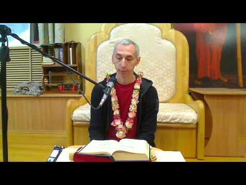 Шримад Бхагаватам 3.23.34 - Дамодара Пандит прабху